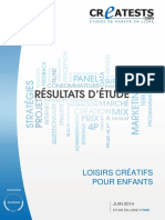 Modele Rapport Etude Creatests FormuleD