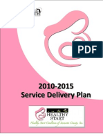 2010-2015 Service Delivery Plan