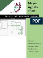 Manual de usuario Logisim