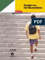 Unicamp - 2001 - Prova Comentada - LPortuguesa