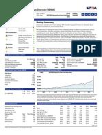 CFRAEquityResearch_MFDomEquity(VDIGX)-VanguardDivGro-Inv-02Nov2019_Nov_02_2019