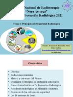 Principios de Protecion radiologica