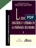 Educación Lingüística Lomas