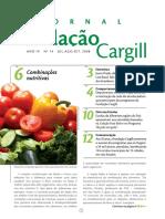 Jornal Fundação Cargill no. 14