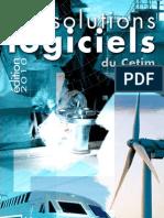 Catalogue logiciels 2010