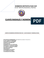 Claves Radiales - CBMS