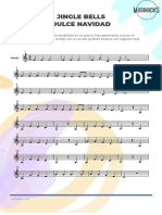 29. PDF - Jingle Bells (Melodía)