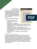 grammar resumen