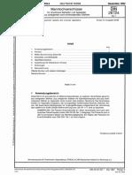 DIN 28124-1 Mannlochverschlüsse für drucklose Behälter und Apparate aus unlegierten und nichtrostenden Stählen