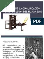 El papel de la comunicación en la difusión del humanismo