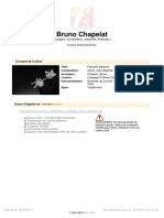 fantaisie brillante - arr Bruno chapelat - Brass Quintet