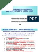 Expo 2011 + Plan de Desarrollo Pto Morin