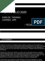 PORTAFOLIO 2020