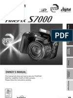 Fujifilm FinePix S7000 63 MP Digital Camera w 6x Manual
