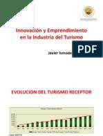 Innovacion y Nuevos Emprendimientos en El Turismo