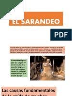 EL-SARANDEO