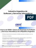 Industria Argentina SSI - CESSI
