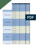 Fichier Excel Version Finale