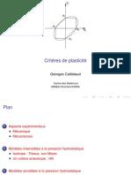 f Criteres