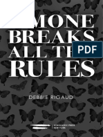 Simone Breaks All the Rules Excerpt