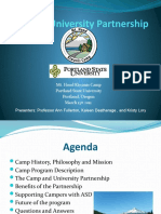Mount Hood Kiwanis Camp Webinar with Autism NOW March 15, 2011
