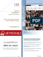 HEG Genève - Journal MyAlumni Numéro 3