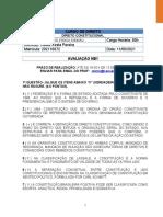 NB1 DIREITO CONSTITUCIONAL VLADIA