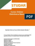 CURSO ELETRÔNICA - EAD