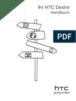 Handbuch HTC Desire B