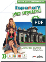 ¿Español_ ¡Por supuesto! 2. Libro del alumno