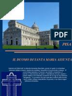 Pisa Duomo e Torre