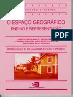 O Espaço Geográfico ensino e representação