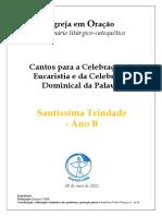 Caderno_Santíssima Trindade_B