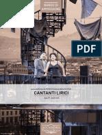 Biennio Di Perfezionamento Per Cantanti Lirici Milano