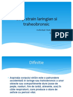 corp strain laringian