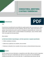 4 Consultoria, Mentoria e Outras Tendências