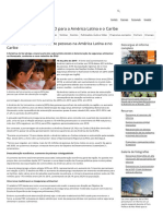 A fome afeta 42,5 milhões de pessoas na América Latina e no Caribe_ FAO