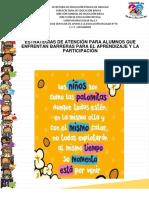 Estrategias Para Docentes de La Sec.gral Felipe Angeles