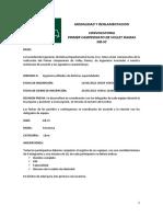 Convocatoria vollley  DAMAS 14.06.2018