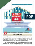 reglamento interno_2011