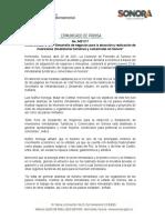 """20-04-21 Invita Cofetur a foro """"Desarrollo de negocios para la atracción y realización de inversiones inmobiliarias turísticas y comerciales en Sonora"""""""