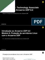 101 - UDP 8 - Modulo 8 - Proteção de Servidores Linux Com o Arcserve UDP