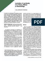 Paper original Friedewald 1972