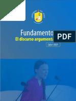 Fundamentos-El discurso argumentativo