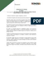 14-04-21 Culmina aplicación de segunda dosis contra COVID-19 en Cúmpas, Nacozari, Ímuris y Plutarco E. Calles