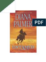 Diana Palmer - Homens Do Texas 51 - Indomado - Rourke e Clarisse - Untamed