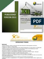 Plan de Patrocinios 2011