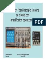 2009 Scuolaestiva Amplificatori Operazionali