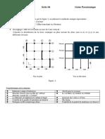 statique équivalente et distribution