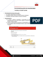Procedimento Instalação Standalone